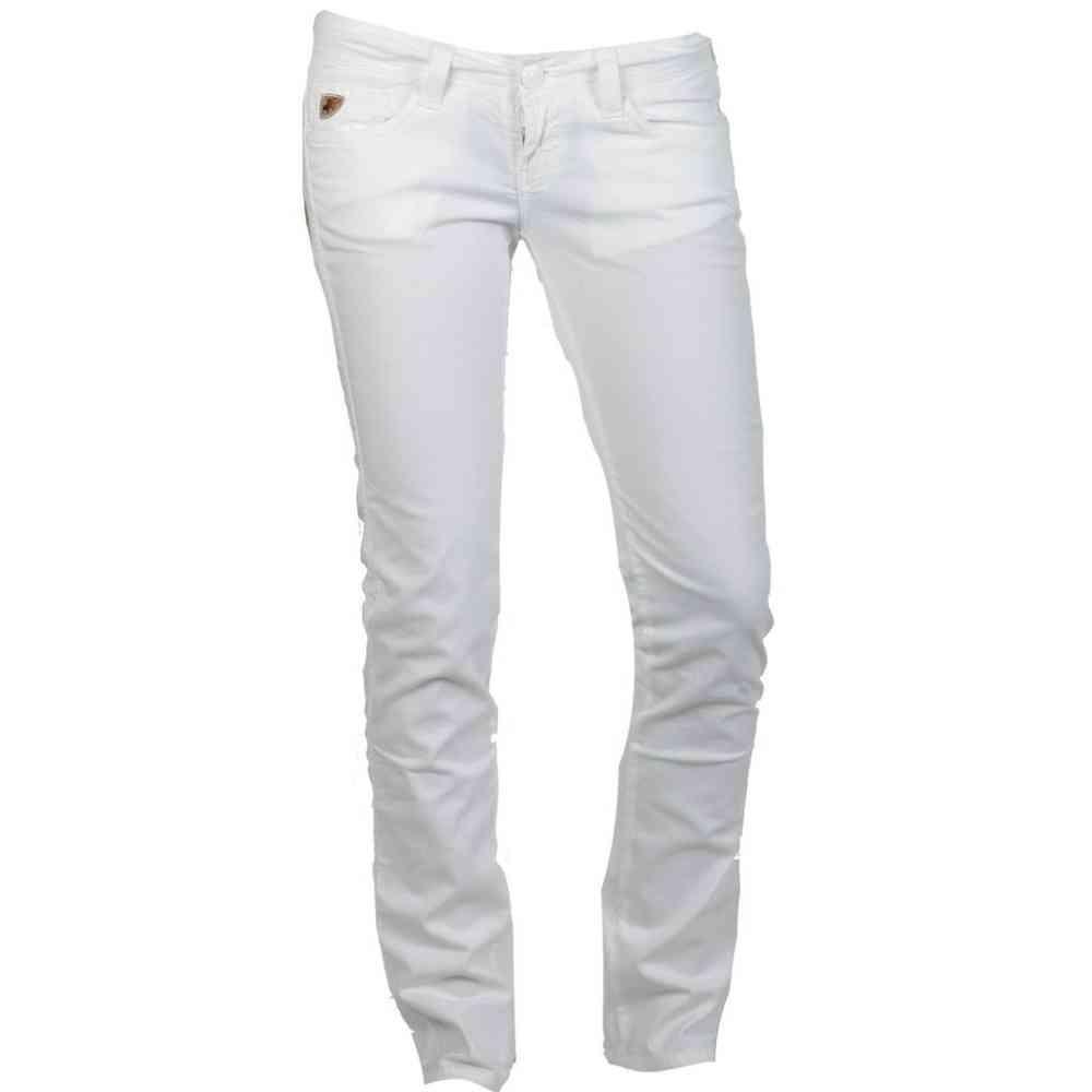 Ly Pantalon 01 Colo Monic Blanco Jeans Mujer Lois Lyb Tyler 3AR4Lj5