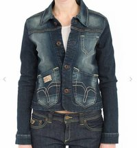 Lois jeans | denim jacket women | Marsella Yama | color 57 | size XL