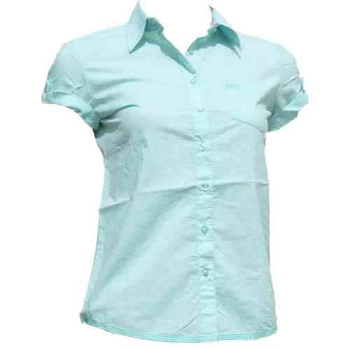 Blusa verde agua mujer | lois | Cami Whi