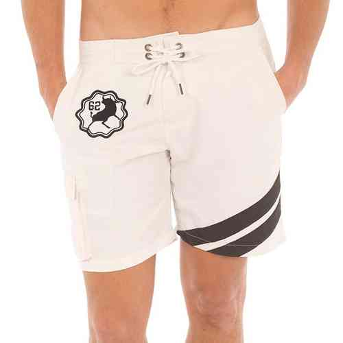 Lois flo-sog white Calças curtas Men Swimwear