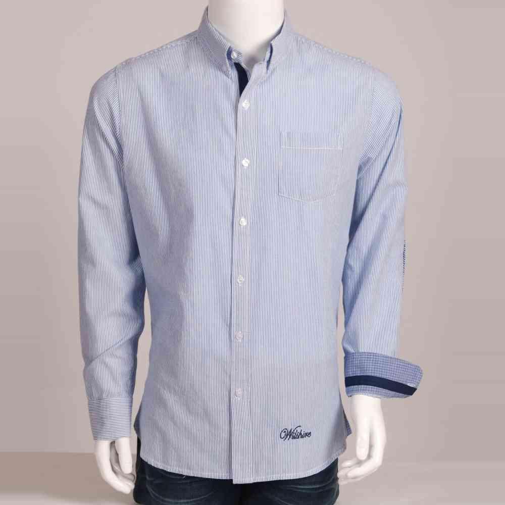 Camisa rayas hombre  074cd232adfa4