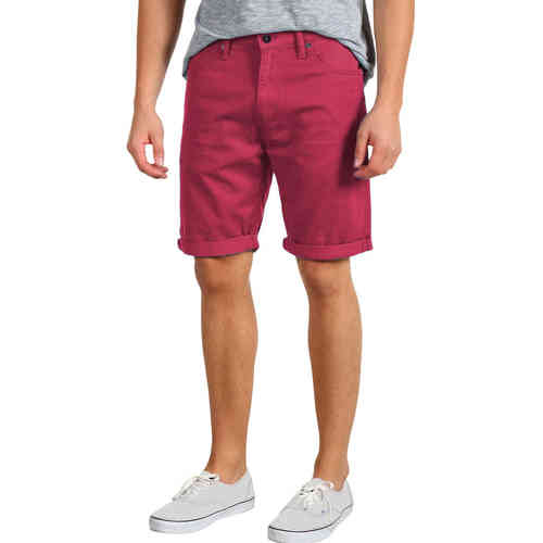 Caster Shorts Eric Atenas red