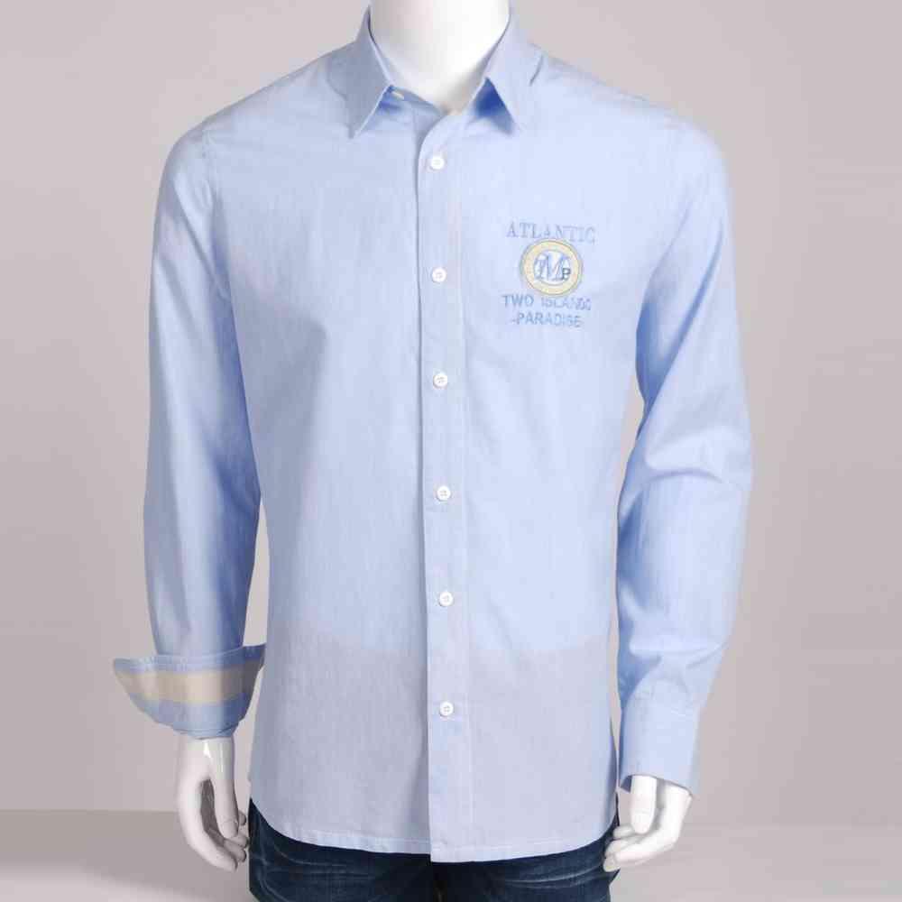 Camisa microrayas hombre  08811bd6ec6e7