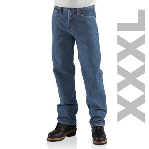 Vaquero Tallas Grandes Hombre Caster Amermedi Giani Big Jeans Elastico