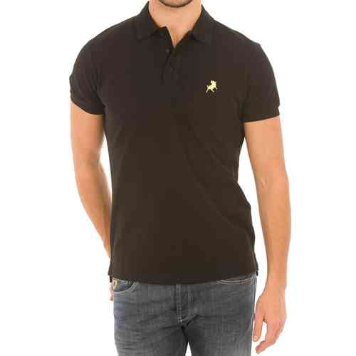 Mens Polo | Polo Basic Lois | colored Polos | Philip black Classic