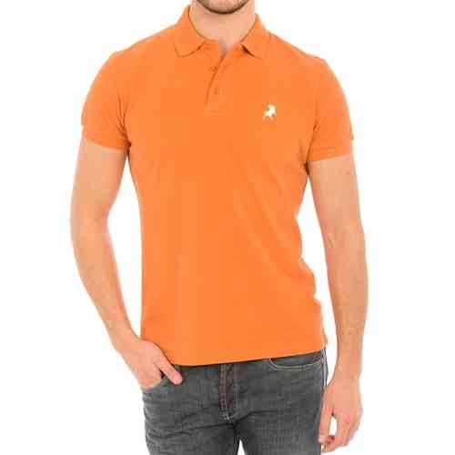 Mens Polo | Polo Basic Lois | colored Polos | Philip Classic Orange