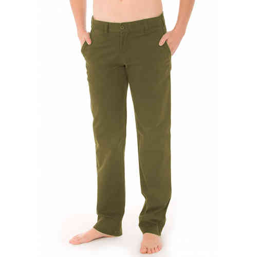 Men's Basic Chino Pants | Chino Trousers Lois | Kaki Color