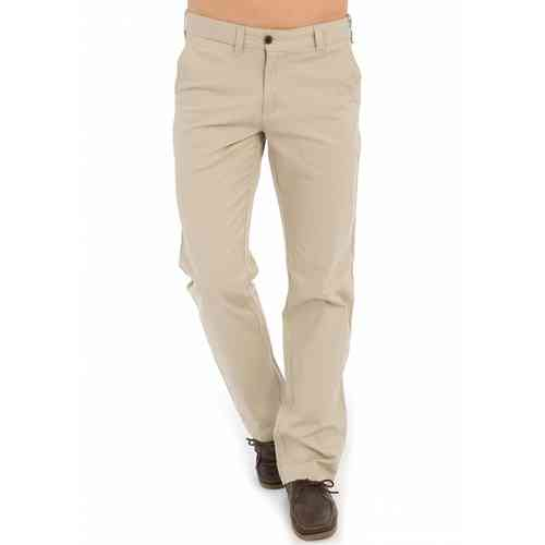 Men's Basic Chino Pants | Chino Trousers Lois | Color Mink
