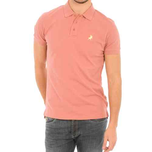 Mens Polo | Polo Basic Lois | colored Polos | Philip Classic coral
