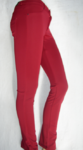 Skinny Pant Women | Juliet Malta | Colour Red