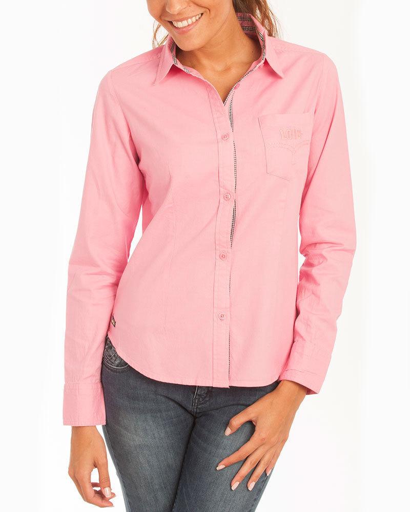 e9382e3a5599 Camisa rosa mujer | Blusa mujer Lois | Camis Ox