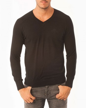 Lois Sweat | Milo Vega | Black