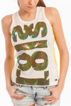 Frauen Tank-Top | T Lois | Flag Creek - 471