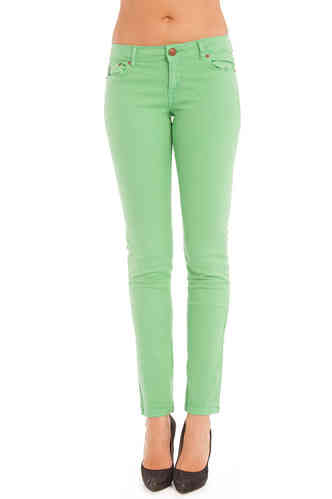 Lois Skinny Pants Women | Tena Lua | Colore Verde