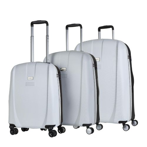 Koffer | Set Trolleys | Jaslen | 56500-05 weiß