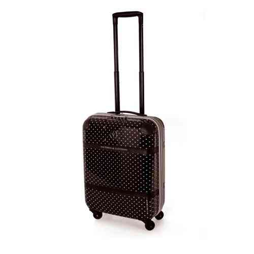 ARS80150 | 50 CM - TROLLEY CABINA | NEGRO