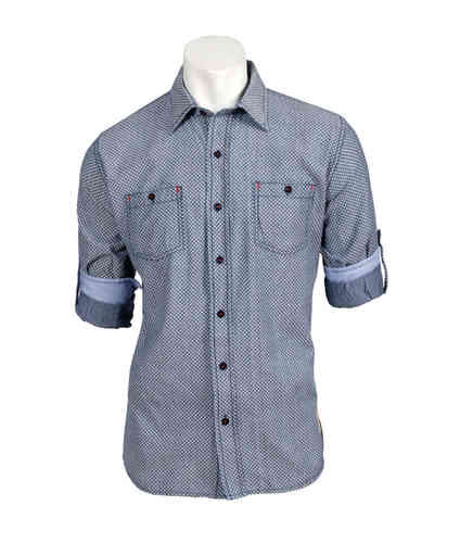 Man Shirt | Summer Shirts | Blue Color | 0816