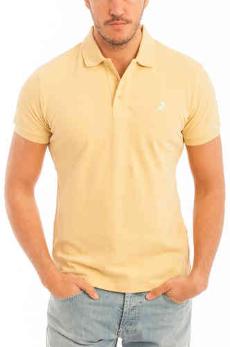 Mens Polo | Polo Basic Lois | colored Polos | Polo vanilla color
