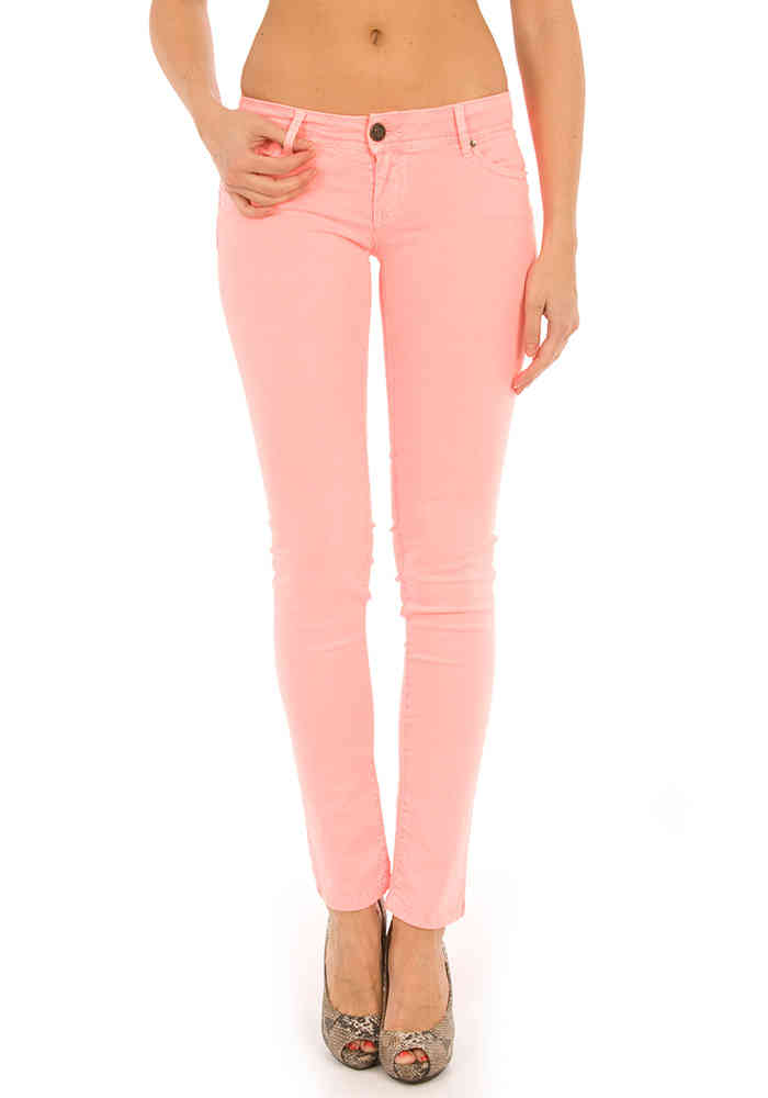Push Up Pants Pants Lois Women Pink Pants Women
