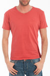 Camiseta hombre Lois | Manga corta | Jimmy Equal | color coral
