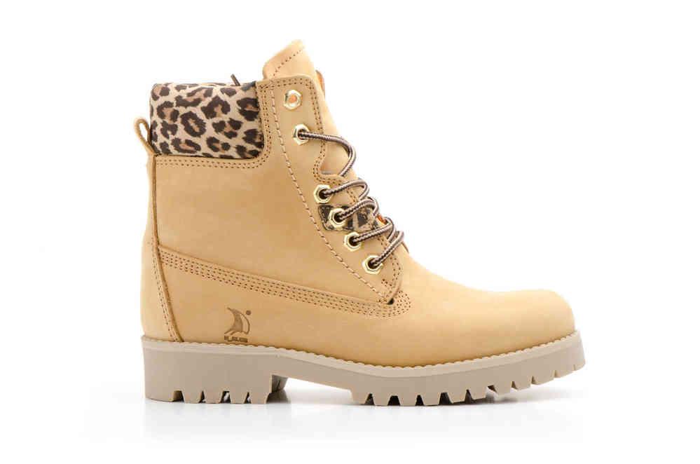 Refleopardsko Kvinnelige boots PanamaLærstøvler7150 PanamaLærstøvler7150 kvinner Refleopardsko boots Kvinnelige kvinner rQtshd
