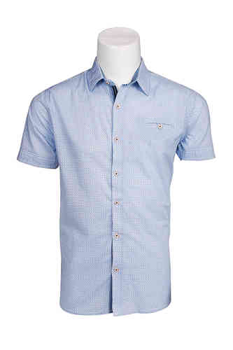 Drukoverhemd man | Seaport shirt | 0342 999