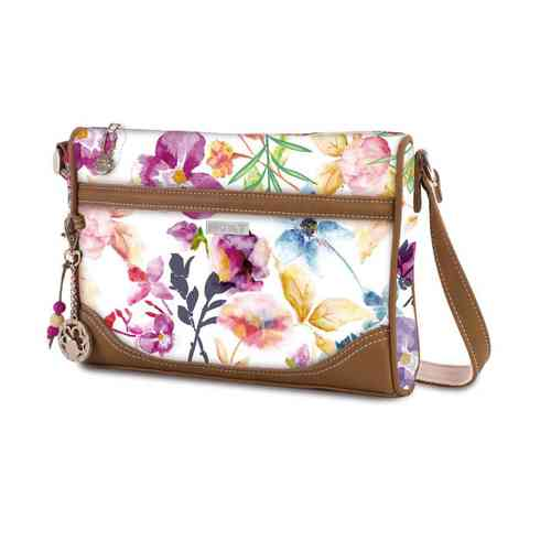 SKPA-t Messenger Bag Women | White | ARS45478-01