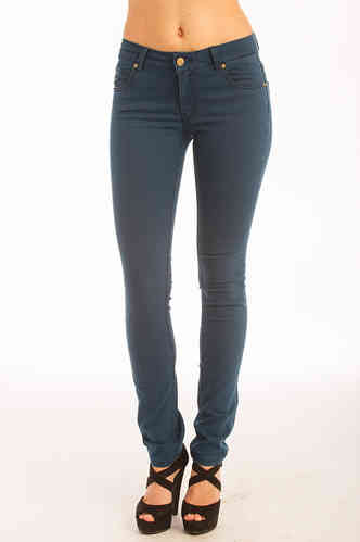 Woman slim fit trousers | Jeans lois | Alice Moon 749