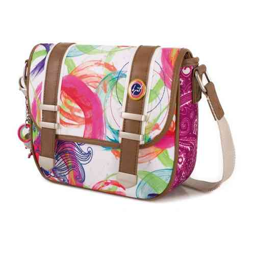 SKPA-t Messenger Bag Women | Purple | ARS44771-01