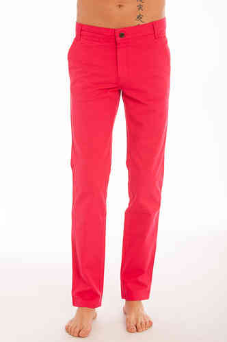 Chinese man Pants | Victorio and Lucchino | Red Color