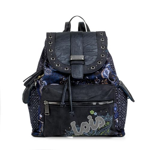 Women's backpack | Lois | ARS96128-01 black