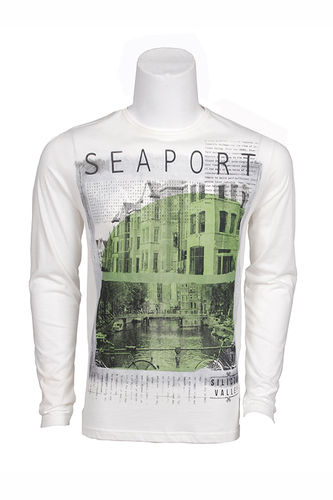 Long Sleeve mann | Seaport | 9736