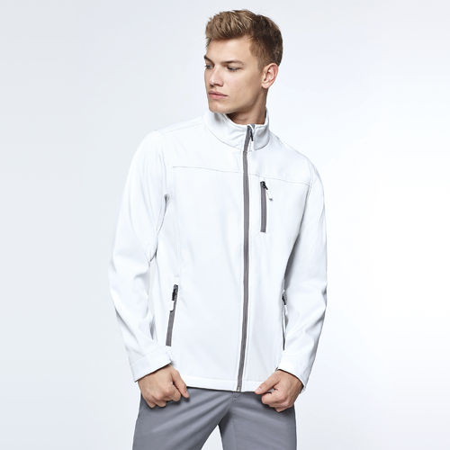 Soft Shell Man | Antarktis SS6432 | White