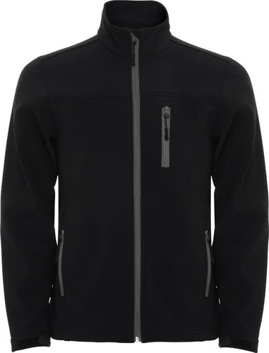 Soft Shell Man | Antarktis SS6432 | Black