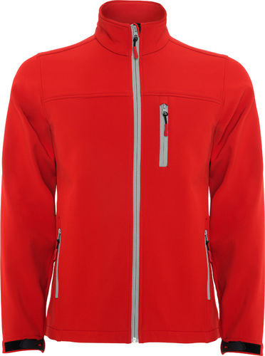 Soft Shell Man | Antarktis SS6432 | Red