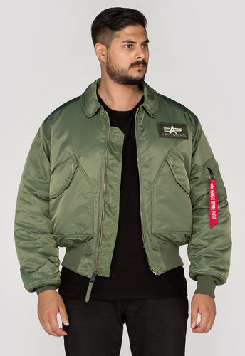 Aviatorjakke | 100102 | CWU 45 | 01 | Alpha Industries