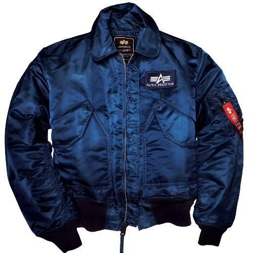 Aviatorjakke | 100102 | CWU 45 | 07 | Alpha Industries