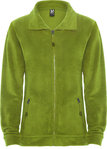 Polar jacket Women | I Pyrenees | Cq1091 | Green Oasis