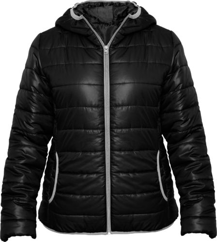Padded jacket Women | Color black | (RA5082)
