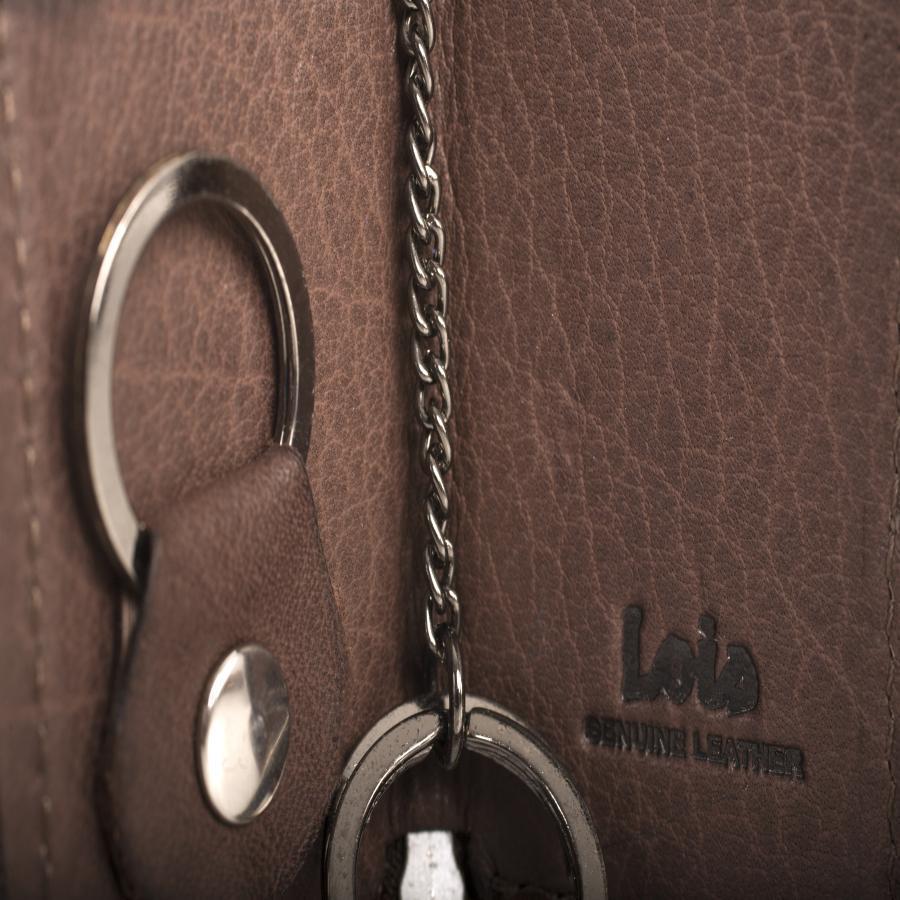 b11db5af Llavero piel | Lois Jeans | Hombre | marrón | Complementos