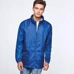Unisex rain jacket | royal | CB5074 1