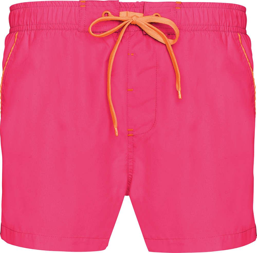 Naranja Baño Bermuda Moda HombreBn6720 Bañador 228223 Rosa iZOXwkPuT