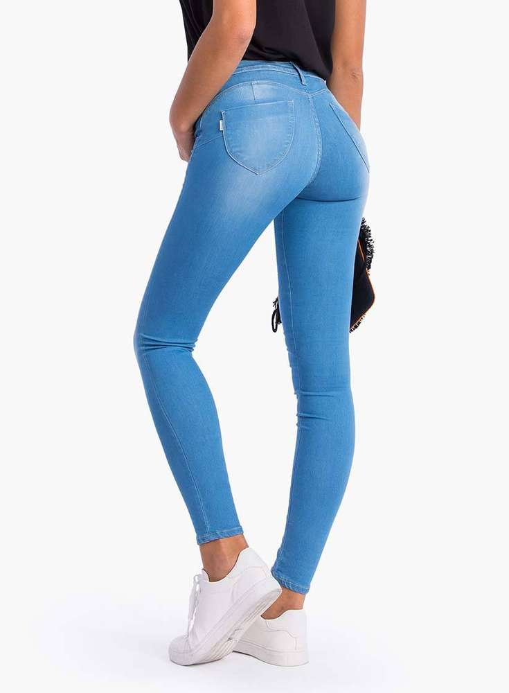 Enge Jeans Frauen Tiffosi 10006138 One Size