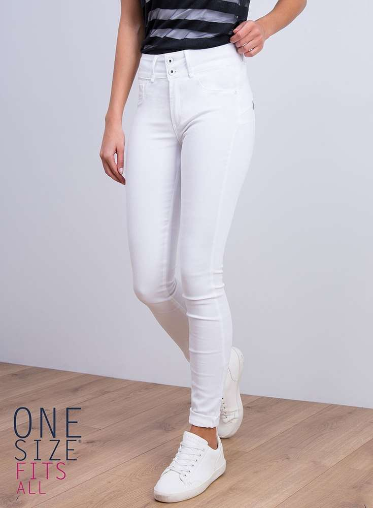 9934263a2d Skinny Women's Jeans | Push Up | Tiffosi | 10022634 One Size