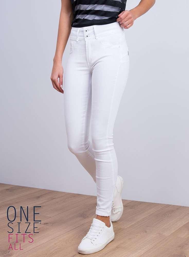 Vaqueros Skinny Mujer | Push Up | Tiffosi |10022634 One Size