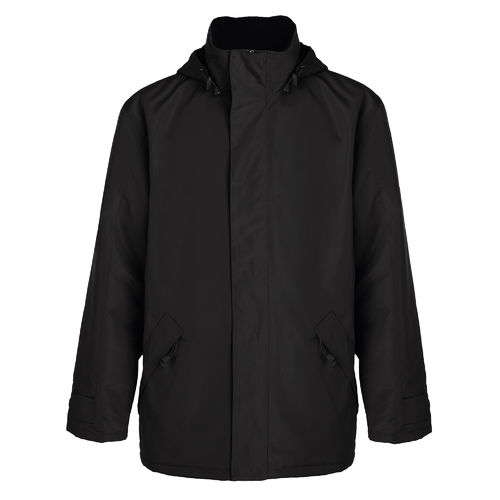 Waterdichte parka Man | Europe | 02 Black