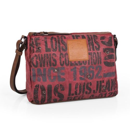 Shoulder bag | woman | Lois | ARS16649-03 | Garnet