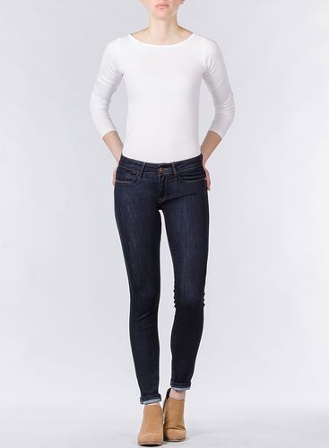Skinny Jeans Mulheres | Tiffosi | 10006869 | lavagem escura