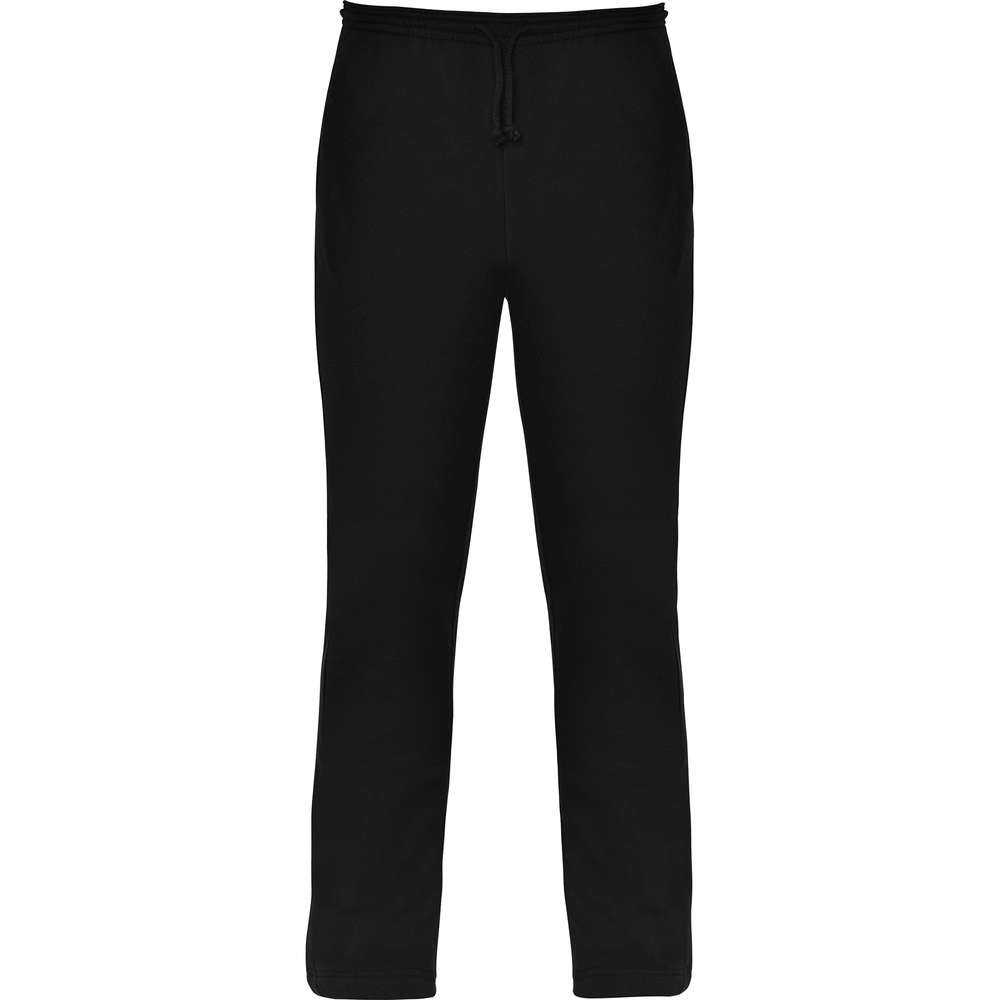 Pantalon Chandal Largo Hombre Pa1173 Color 02 Negro Sport