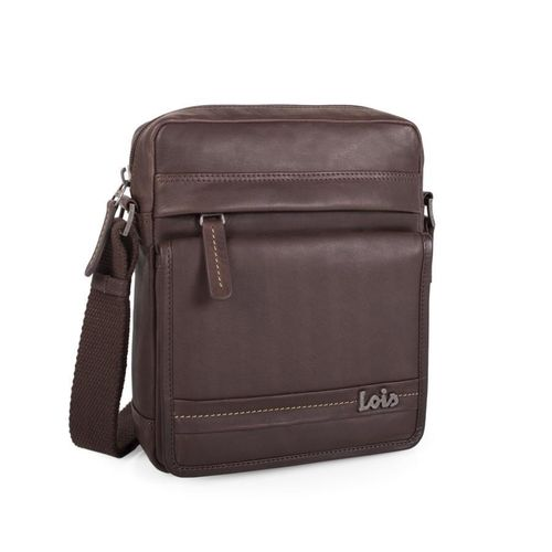 Man skuldertaske | Lois | Brown ARS19722-02